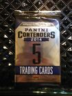 2014 Contenders Football Factory Sealed HOBBY -5 AUTOS Per Box!- Carr RC pos