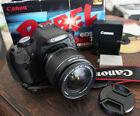 Canon EOS Rebel T1i EOS 500D 1510MP Digital SLR Camera EF S 18 55 IS KIT VIDEO