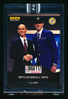 2017 PANINI INSTANT T.J. TJ LEAF RC FIRST NBA ROOKIE CARD BLACK UCLA PACERS #1 1