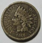 1860 INDIAN HEAD CENT **ALBUM FILLER** ESTATE FIND IHC30