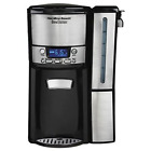 Hamilton Beach 12-Cup Coffee Maker, Programmable BrewStation Dispensing Coffee M