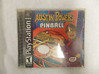 Austin Powers Pinball (Sony PlayStation 1, 2002)