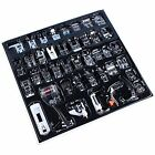 Professional Domestic 42pcs Sewing Machine Presser Feet Set For Brother, Singer,