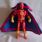 KENNER SUPER POWERS 1985 Action Figure RED TORNADO Very Good Condition