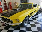 1969 Ford Mustang Base Fastback 2 Door 1969 Ford Mustang Fastback Boss Clone