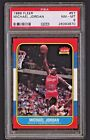 1986 Fleer Michael Jordan RC Rookie #57 PSA 8+ - New Holder, Razor Sharp