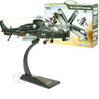 KDW 1 35 Scale Diecast Military Helicopter WZ 10 Airplane Armor Model Kids Toys
