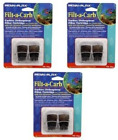 Penn Plax Filt A Carb for Multi Pore and Undergravel E Filters 6 Total 3 with