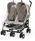 Peg Perego Rain Cover Pliko Mini Twin Stroller baby toddler child travel support