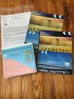 Chalk Dust GEOMETRY Dana Mosely Textbook+ Solutions+ DVD Series 2007
