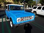 1973 Ford Bronco Ford Bronco 1973 Registered California Historic Vehicle
