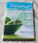 Weight Watchers Points Plus 2010 Getting Started Booklet Guide