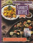 Weight Watchers Favorite Recipes Hardcover