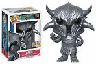 Funko Pop Ares #197 Wonder Woman SDCC 2017 Exclusive Official Sticker LE New