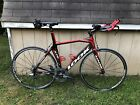 Look 576 Triathlon Bike, SRAM, Zipp