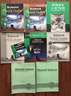 ABEKA Physical Science with Lab Demonstrations DVD Homeschooling Bundle of 9