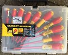 Stanley FatMax 1000v Insulated Screwdriver Set (boxed)