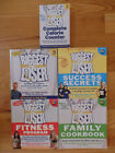Lot of 5 Biggest Loser Books Success Secrets Fitness Cookbook Calorie New