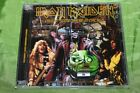 IRON MAIDEN Caught Somewhere in Chicago 2CD 1987 Pressed OOP Rare NWOBHM
