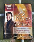 5 Force of Wellness UltraPrevention 6 CD & book System Learning Annex Mark Hyman