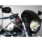 Front Headlight Fairing Mask Kit For Harley Dyna Super Glide FXD/Low Rider FXDL