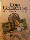 BRAND NEW-BOY SCOUTS MERIT BADGE COIN COLLECTING FOLDER H.E. HARRIS
