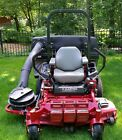 2011 Toro 52 zero turn mower ONLY 199 hours Bagging System Included