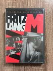 M DVD 1998 Criterion Collection Fritz Lang