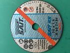 AIR CUT OFF TOOL DISC  SUPER THIN 76 X1 X 10MM  PACK  OF  10
