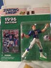 Starting Lineup New England Patriots Drew Bledsoe #11 from 1996