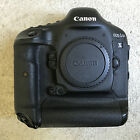 Canon EOS 1D X 181 MP Digital SLR Camera Black Body Only