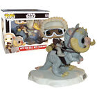 Funko Pop Vinyl STAR WARS Hoth Han Solo with Tauntaun (S.B Exclusive) Sealed NEW