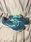 Saucony Shadow Genesis Running Shoes Womens Size 7 Blue