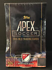 SEALED 2015 Topps Apex MLS Soccer Box of 64 Cards - 2 AUTOGRAPHS 1 MEMORABILIA