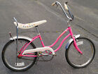 Schwinn Stingray Fair Lady Vintage Bicycle early 1980s NICE condition 3 speed