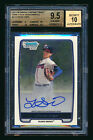 2012 Bowman Baseball Chrome Prospect Autographs Gallery and Guide 49