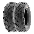 Set Pair of SunF 145/70-6 145/70x6 Kart 6 Ply Tires A004