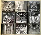 9 LACRIMOSA Fassade~Echos~Stille~Angst~Satura+4 more CDs Hall Of Sermon HOS Goth