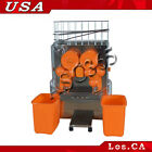 Heavy Duty 110V Commercial Orange Juice Extractor with extra Plastic Basket