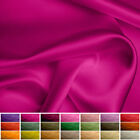100 Pure Silk fabric Satin 30 momme Multiple Colours 45