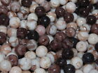 Champion Agate Marbles By The Half Pound APPROX 40 Marbles Per lot FREE SHIP