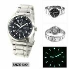 Seiko Analog Casual Watch 5 SPORTS Silber Herren SNZG13K1