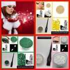 Christmas Glitter Eyeshadow Stargazer Fix Gel Makeup Face Gems Glitter Hair Gel