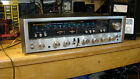 Vintage 1976 Kenwood KR-7600 70 WPC - Serviced Tested Beautiful 7600 See Disc