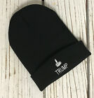 Trump Embroidered Cap Hip Hop Beanie Cuffed  - Multiple Colors