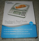 Weight Watchers Electronic Food Scale Points Plus Values Database NIB