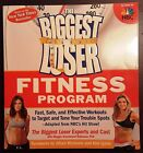 The Biggest Loser Fitness Program Softcover Book Jillian Michaels Bob Harper