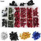 Complete Fairing Bolt Screws Kit For 2011 KTM 1190 RC8R 2008-2016 All Years RED