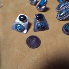 Earrings Native American Unsigned