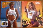 Australian Lifeguard Foster's Beer and Sun Country Cooler mini Pin Up Posters